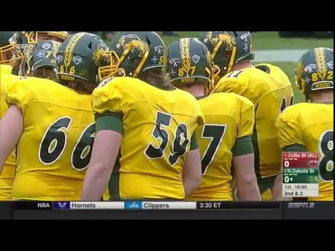 2016 FCS Championship Jacksonville State vs North Dakota State