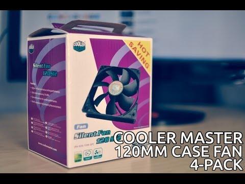 Cooler Master Sleeve Bearing 120mm