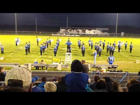 Eastern Hancock High School Marching Band(1)