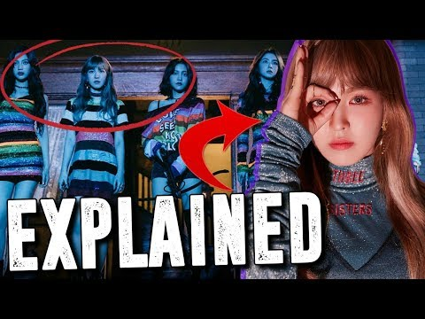 """(EXPLAINED) Red Velvet Peek-A-Boo """"She Controls EVERYTHING!"""""""