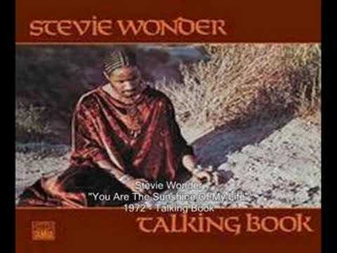 1972 - Talking Book.