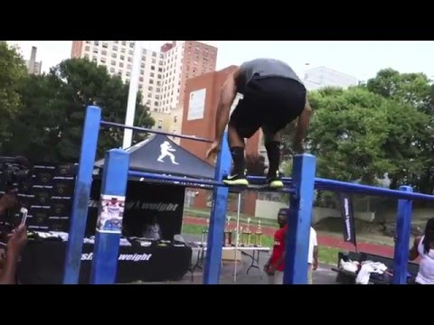 N.B.X.A 2014 Barmetrixx Workout : Prophecy Workout makes a Special Appearance
