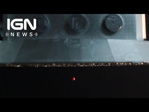 Scientists Invent World's First Sonic Tractor Beam - IGN News