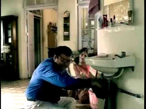 Funny Indian Ad For M Seal Starring Boman Irani video