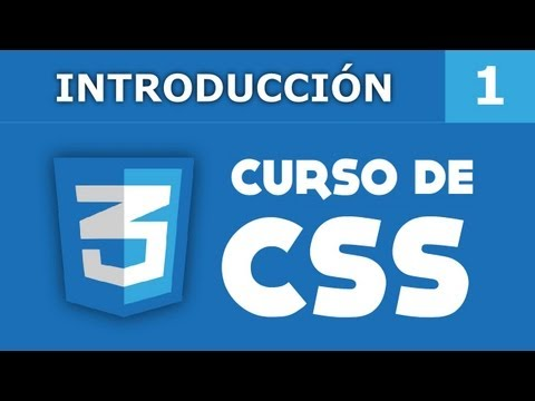 Curso de CSS - Introduccin