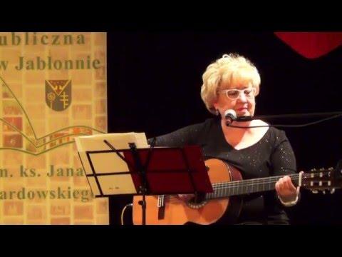 Barbara Pachura & Recital Walentynkowy W Jabłonnie - Real. Iwona Kasztelan