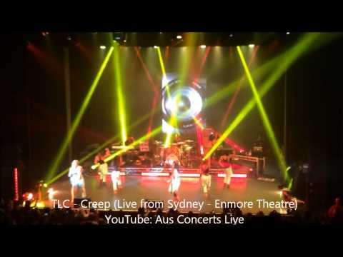 Tlc - Creep (live From Enmore Theatre, Sydney, Australia - 2014) video
