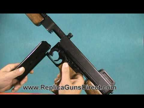 Thompson Sub Machine Gun Replica