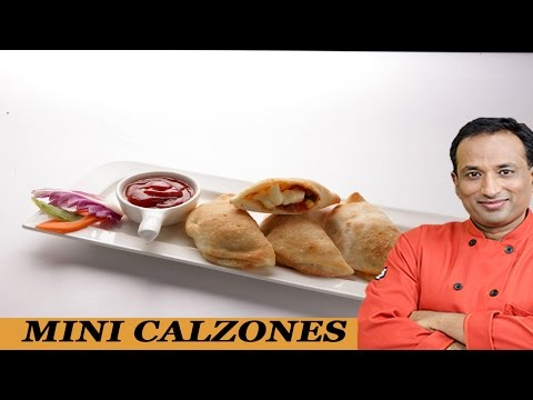 Pizza Pocket/Mini Calzones recipe with Philips Airfryer by Vahchef
