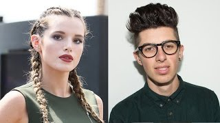 Bella Thorne Dating Controversial YouTuber Sam Pepper? - Awkwardly Snaps Charlie Puth Song