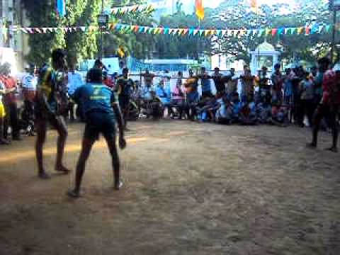 Kabbadi Match Sai Vs Jolly Friends. video