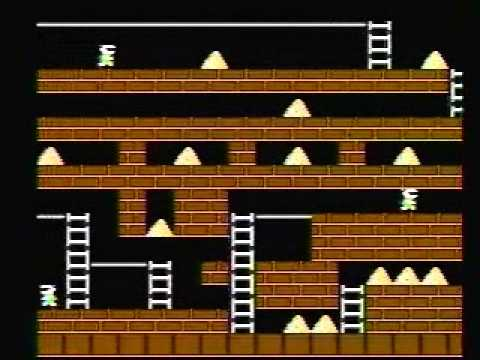 Lode Runner - Finished