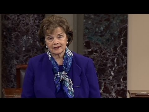 Feinstein: CIA searched our computers