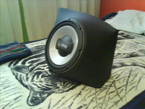 fibra de vidrio cajon acustico