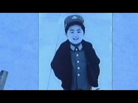 North Korea releases Kim Jong Uns baby photos