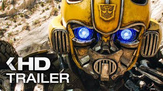 BUMBLEBEE All Clips & Trailers (2018) Transformers
