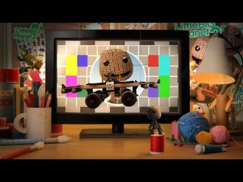 LittleBigPlanet 2 - The History of Videogames