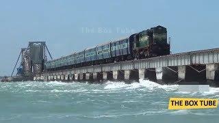 বিশ্বের ৫ ভয়ংকর রেলপথ | Most Dangerous Railway Tracks in The World in Bangla