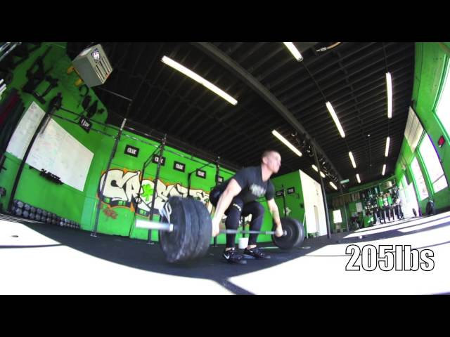 TnG Power Snatch 2-2-2-2