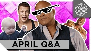 The Rock's Love Advice - Seven Bucks April Q&A