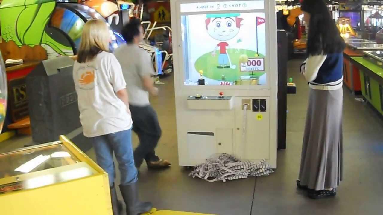 Redondo Fun Factory Redondo Beach ca Redondo Fun Factory Has Hole