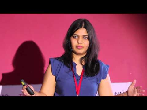 Reign of Heritage, Necessity of Future | Ms. Shaiwanti Gupta | TEDxYouth@NMS