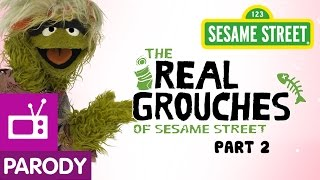 The Real Grouches: Grouch Talent Show | Real Housewives Parody | Part 2 of 3