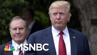 Leaked Audio Reveals NFL Owners True Feelings About President Trump Presidency | Deadline | MSNBC