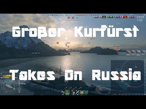 Großer Kurfürst - Ta(n)king On Russia