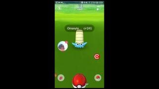 Watch me play Pokémon GO via Omlet Arcade!