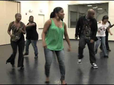 Love Line Dance- Chuck Brown Feat. Jill Scott