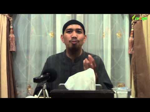 Ust. Muhammad Rofi'i - Pembahasan Hadist Arbain (Hadist Ke 16 - Jangan Marah)