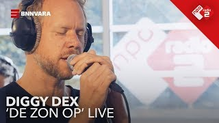 Diggy Dex - 'De Zon Op' live @ Jan-Willem Start Op!