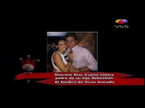 Sharmin Diaz Truena Contra El Padre De Su Hijo , El Síndico de Ocoa