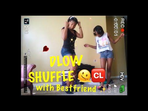 Dlow Shuffle Dance video