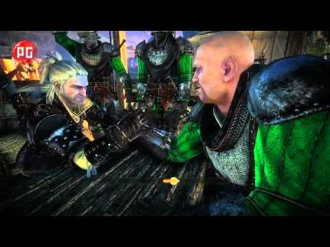 The Witcher 2. Видеообзор