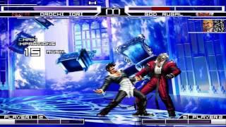 OROCHI IORI VS TEAM RUGAL