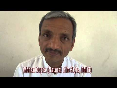 Naturopathic Cures for Diabetes by Dr Mohan Gupta (Hindi) (1