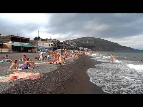 Рибаче 2013. Пляж
