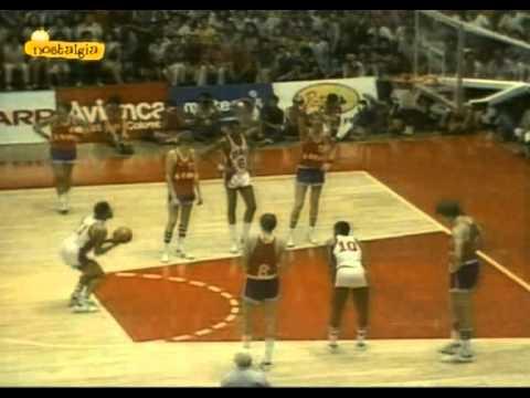 ЧМ по баскетболу 1982г. финал СССР - США