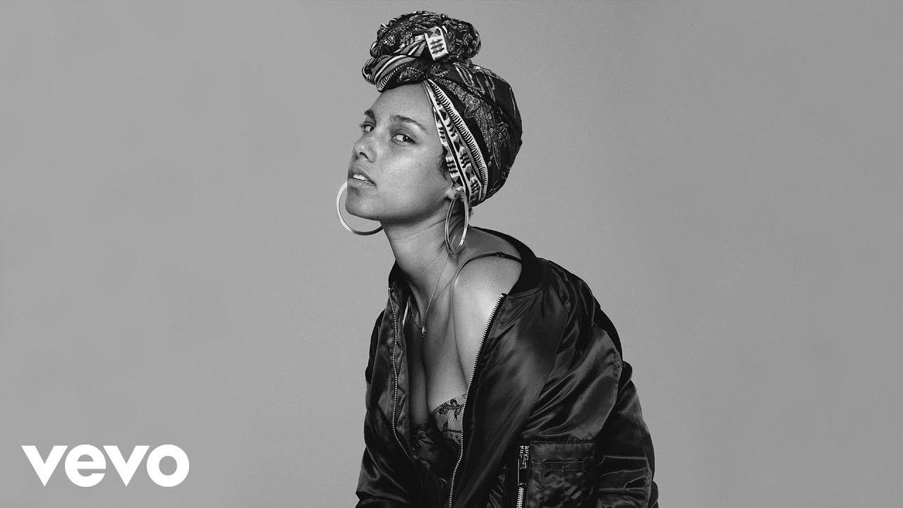 Alicia Keys - In Common (Audio)
