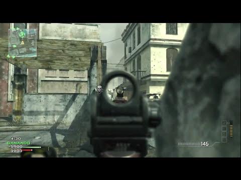 MI PORTATIL!! - Duelo Por Equipos en BAKAARA: M4A1 - Modern Warfare 3