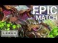 StarCraft 2: INSANE GAME - 6 Pro Gamers in 1 Archon Match!