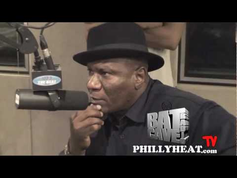 Ving Rhames and Gillie da kid  on Batcave Radio