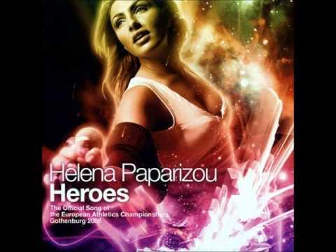 Helena Paparizou - Heroes