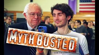 New Poll Completely Demolishes the 'Bernie Bro' Myth