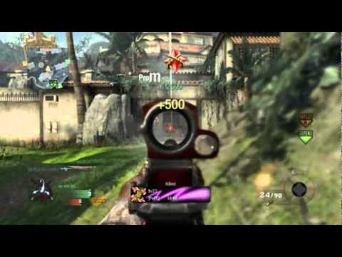 Static hunt3r - Black Ops Game Clip