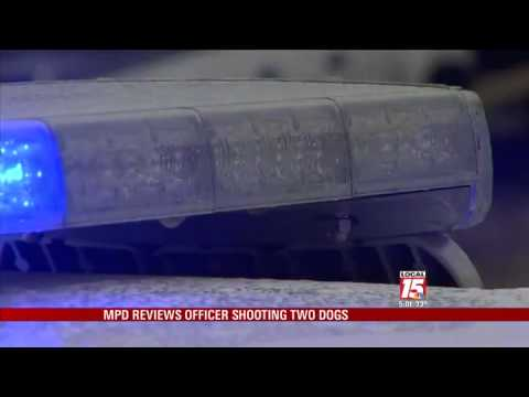 Ofc. Who Shot Dog to Take Part in Program