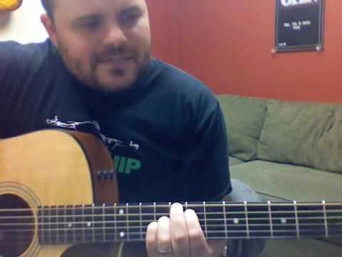 Charlie Hall - Center Matt Redman