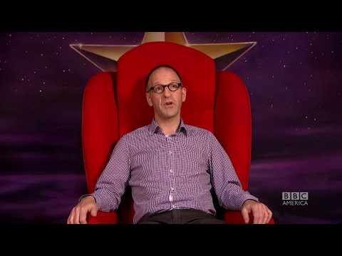 Speaking Swedish on the Big Red Chair - The Graham Norton Show